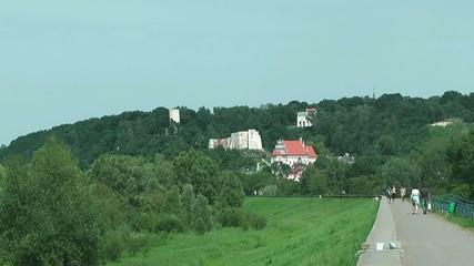 Zamek i Baszta - Kazimierz nad Wisła