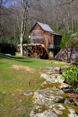Grist glade creek mill