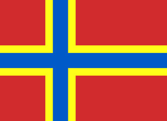 Official Orkney Community Flag