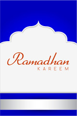 Ramadhan Greeting Card