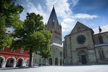St.-Patrokli-Dom in soest germany