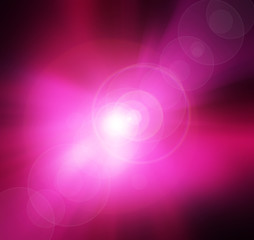 abstract background of purple star burst
