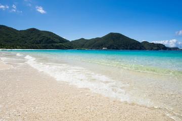 沖縄の海・渡嘉敷島