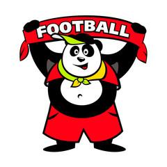 Panda fan logo