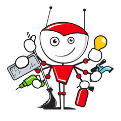 Assistant home logo