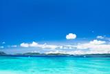 Fototapety 沖縄の海・渡嘉敷島