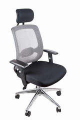 comfortable office chair isolated