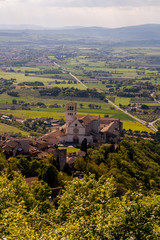 Assisi, chiesa di San Francesco