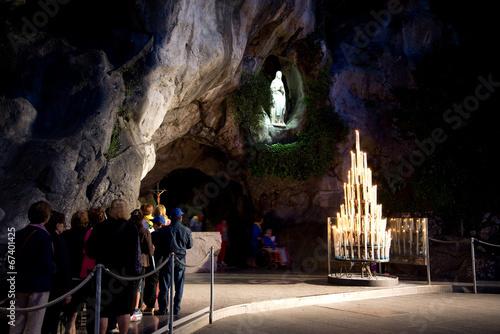 Madonna von Lourdes - 67401425