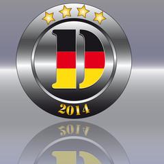 Deutschland vier Sterne 2014