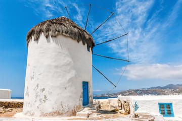 Famous Mykonos Windmill