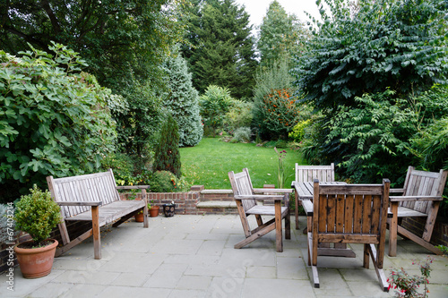 Aluminium Tuin Patio garden furniture