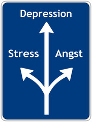 Stress - Depression - Angst