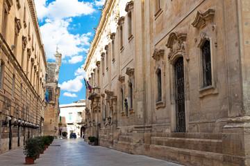Lecce, Palazzo Carafa