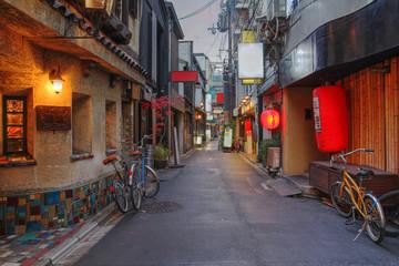 Kyoto street, Japana