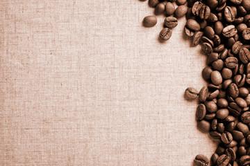 Vintage Beans Of Coffee