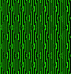black and green triangles background - eps 10