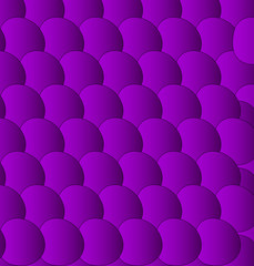 Purple circle background