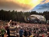 Fototapety Festival crowd
