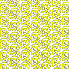 Vector pattern - geometric simple modern texture