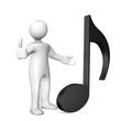 Music Note Ok