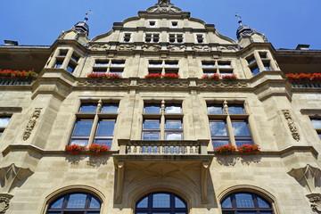 Altes Rathaus ( jetzt Bürgerhaus ) in HILDEN ( bei Düsseldorf  )