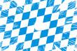 Oktoberfest, Bayrisches Muster - Hintergrund