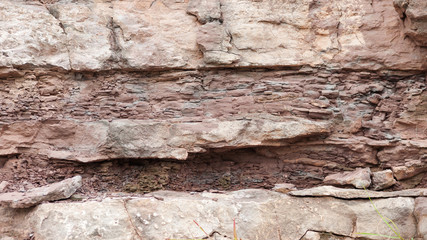 Sedimentary rock background