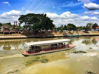 Water transportation in Thailand