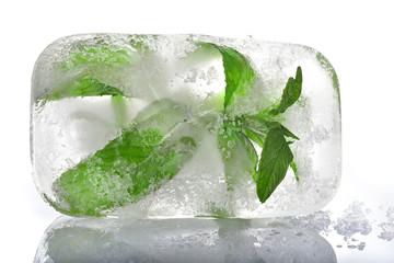 ghiaccio e menta
