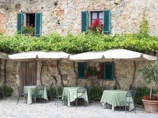 Traditional italian restaurant
