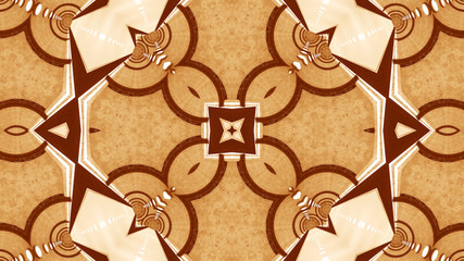 Symmetric background