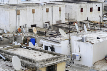 Roofs of Tunis