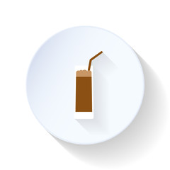 Frappe flat icon