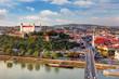 Bratislava - aerial view