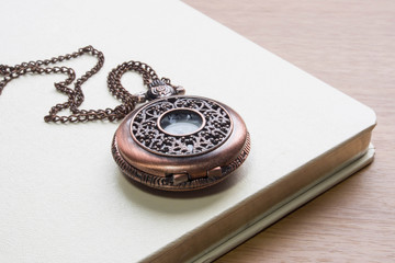 clock locket