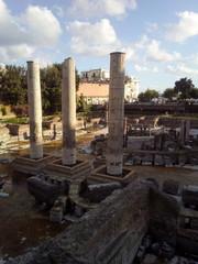 Pozzuoli- Tempio di Serapide