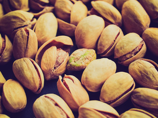 Retro look Pistachios picture