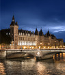 Conciergerie Quai de Seine Paris