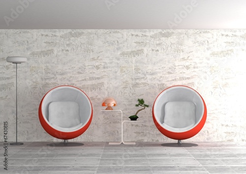 canvas print picture Interieur Design