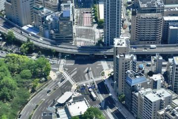 赤羽橋交差点