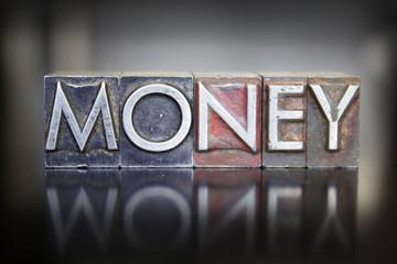 Money Letterpress
