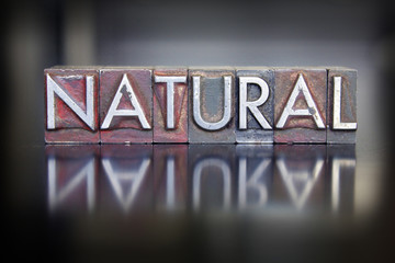 Natural Letterpress