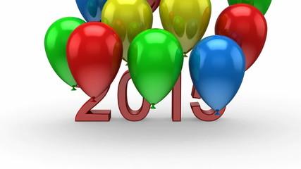 Presentation of New Year 2015