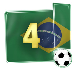 Brazilian 4th Design