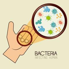 Bacteria design