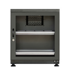 Moisture proof cabinet, eliminates wet box (with clipping path)