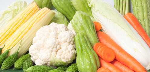 Group Vegetables for healthy