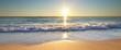 Leinwanddruck Bild - Summer on the sea