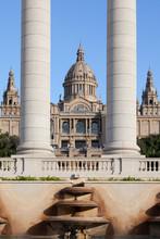 Musée National d'Art de Catalogne à Barcelone